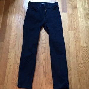 NYDJ dark denim stretch jeans